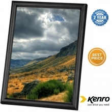 Kenro A1 Frisco Photo Frame - Black