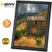 Kenro A2 Frisco Photo Frame - Black