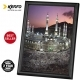 Kenro A4 Frisco Photo Frame - Black