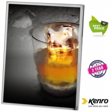 Kenro 6x4 Inch Avenue Series Silver Plated Frame