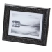 Kenro 7x5-Inch Chester Frame With Mat 6x4-Inch - Black