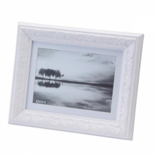Kenro Chester Frame 12x10 With Mat 8x10 - White