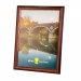 Kenro A4 City Frame - Brown