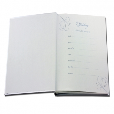 Kenro Fleur Traditional Wedding Album - Small