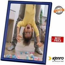 Kenro Frisco 8x6-Inch Blue Photo Frame