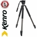 Kenro KENVT102C Standard Video Carbon Fibre Tripod Kit