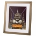 Kenro Senator A3 With A4 Mat Photo Steel Grey Frame