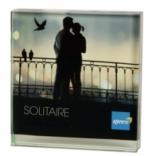 Kenro Glass Block Frame 5x5-Inch / 13x13cm Square Format