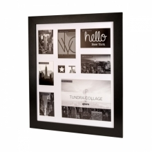 Kenro Tundra Black Collage 40x50cm Frame