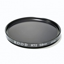 Kood 58mm R72 Infrared Filter