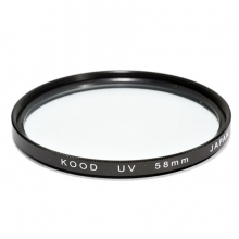 Kood 58mm UV Protector Glass Filter