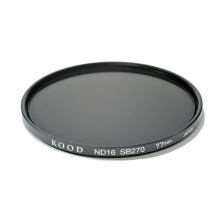 Kood 77mm ND16 Neutral Density Filter