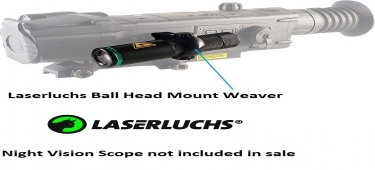 Laserluchs Ball Head Mount Weaver