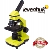 Levenhuk 2L PLUS Lime Microscope