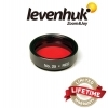 Levenhuk 1.25 Inch Optical Filter 25 Red
