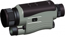 Luna Optics LN-DM50 Day-Night 5x, Monocular