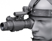 Luna Optics LN-HMS Head Mask System