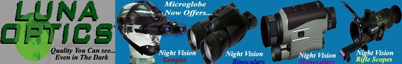 Luna Optics Binoculars, Monoculars and Rifle scopes