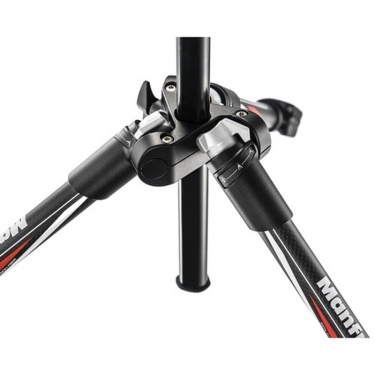 Manfrotto BeFree Carbon fibre Travel Tripod with Ball head - Black