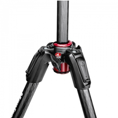 Manfrotto 190go Carbon Fiber M-Series Tripod With MHXPRO-3W Head
