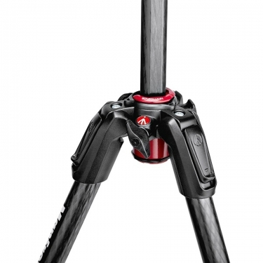 Manfrotto 190go Carbon Fiber M-Series Tripod with MHXPRO-BHQ2 B-Head