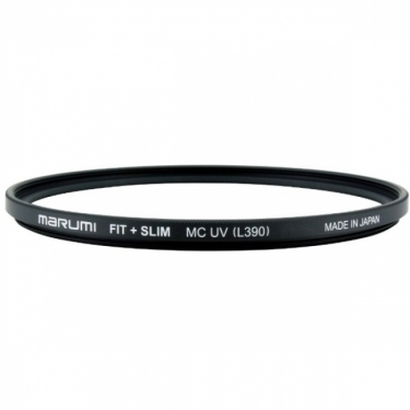 Marumi 43mm Fit plus Slim MC UV L390 Filter
