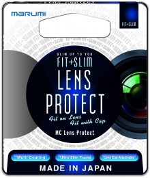 Marumi Fit Plus Slim 55mm MC Lens Protect Filter