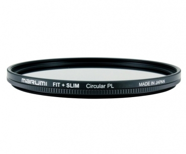 Marumi 82mm Fit Plus Slim Circular Polarizer Filter
