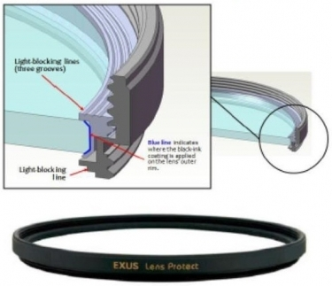 Marumi 86mm Exus Lens Protect Filter