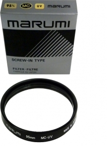 Marumi 95mm Multi Coated UV Filter Lenses