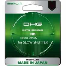 Marumi DHG 58mm ND64 Neutral Density Filter