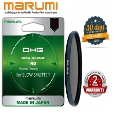 Marumi 72mm DHG ND64 Neutral Density Filter