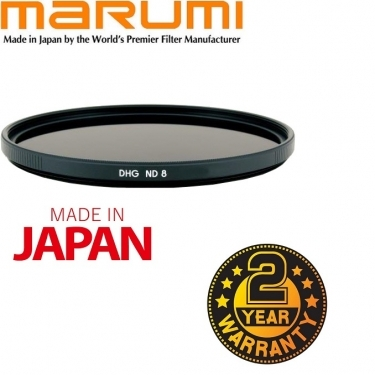 Marumi 82mm DHG ND8 Filter