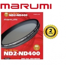Marumi 55mm DHG Variable ND2-ND400 Neutral Density Filter