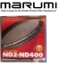 Marumi 62mm DHG Variable ND2-ND400 Neutral Density Filter