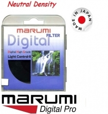 MARUMI ND8 72MM DHG Light Control Filter