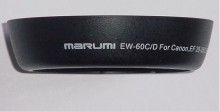Marumi EW-60C Hood For Canon 28-90mm F/4-5.6 II USM Lens