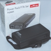 Metz NiMH Power Pack P76 Set