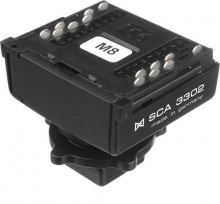 Metz SCA 3302 adapter for Sony / Minolta