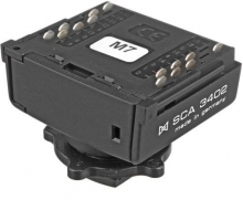 Metz SCA 3402 adapter for Nikon