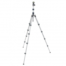 Dorr NEST NT-235K Silver 5 Section Tripod