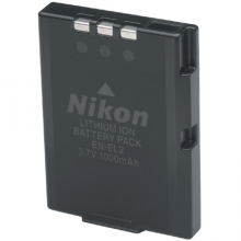 Nikon EN-EL2 Li-Ion Battery for CoolPix SQ, 3500