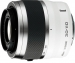 Nikon 1 Nikkor VR 30-110mm f/3.8-5.6 Lens For CX Format White