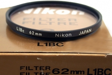 Nikon 62mm Skylight L1BC Glass Filter