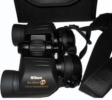 Nikon Action 7x35 EX Waterproof CF Binoculars