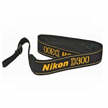 Nikon AN-D300 Strap For Nikon D300 Digital Camera