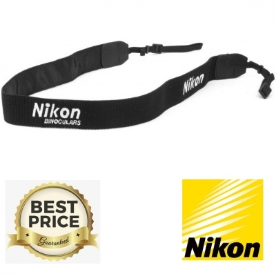 Nikon Bino Strap With Satin Back For Compact Binoculars
