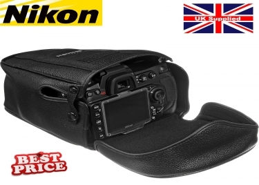 Nikon CF-D200 Semi-Soft Case for the D-200 Digital SLR