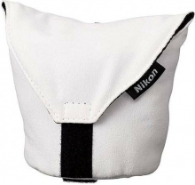 Nikon CL-N101 Soft Lens Case White