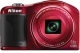 Nikon Coolpix L610 Digital Camera Red